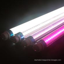 Lights T5 / T8 Tubes Pink Color Meat/fruit Lighting Led Tube