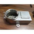 Aluminium-Druckguss-Bearbeitung Fertigteile, Edelstahl-Gussbearbeitung Endprodukte