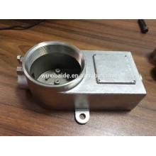 Fundición a presión de aluminio mecanizado acabado piezas personalizadas, fundición de acero inoxidable productos de acabado de mecanizado
