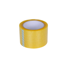 Изготовленная на заказ желтая упаковочная лента