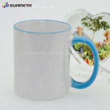 Taza de café de encargo de la prensa del calor de la Sublimación de FREESUB