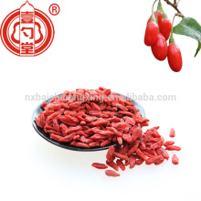 Small bag packing of china certified dried organic berries goji for dropshipping