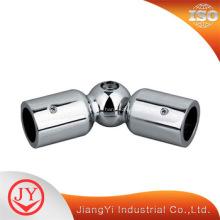 Accesorios de baño de conector de tubo de ángulo ajustable