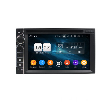 "Universele Android 9.0 6.2 ""auto dvd gps-speler"