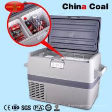 Mini refrigerador portátil auto del coche