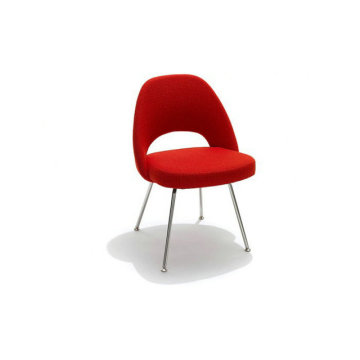 Saarinen Executive Armless Chair sedia da pranzo contemporanea