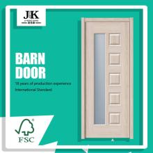 JHK Timber Homes Main Design Porta interna di esportazione