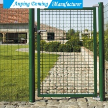 Hot Sales Welded Iron Gate Design para House