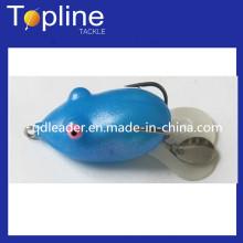 Señuelos rana azul