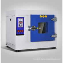 cheap price 40L hot air circulation drying oven heat processing machine digital display