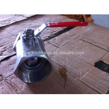 1pc Thread Ball Valve 4 pouces