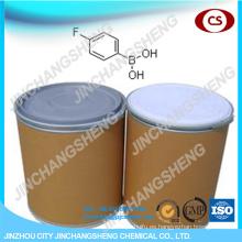 Ácido 4-Fluorofenilborónico para productos intermedios farmacéuticos