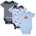 2017 Fashion infant baby knitted playsuit organic cotton blanks baby clothes onesie children romper