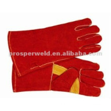 16 Inch cow leather Welding Gloves