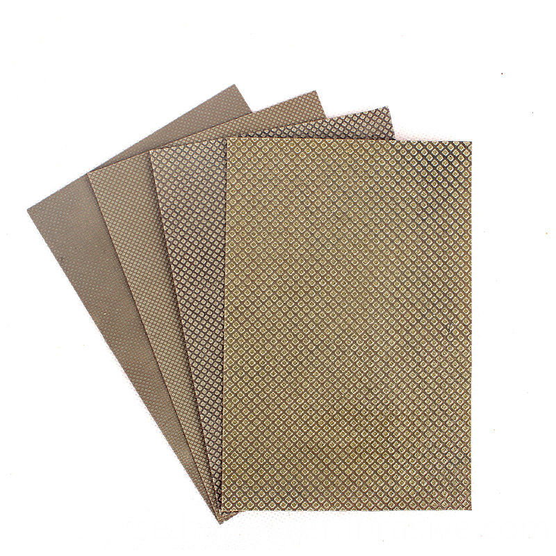 Flexible Abrasive Diamond Sheets
