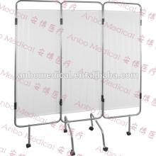 Three folding Ward screen