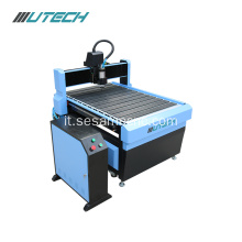Mini router di cnc desktop 3 assi 6090