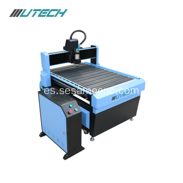 3 ejes de escritorio mini cnc router 6090