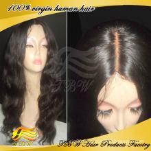 2014 printemps nouveaux produits soie top cheveux vierges pleine perruque de dentelle avec des cheveux de bébé, perruque de dentelle de cheveux humains malaisiens