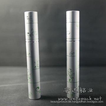 Aluminium rund Mascara Flasche