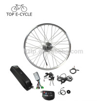 "Cheap 36V 250W 26"" 28"" 700C with down tube battery electric bike cnversion kit"