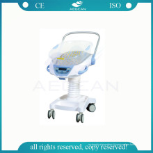 AG-CB021 Jolie ABS ISO & CE Hôpital Lit bébé