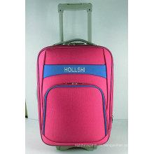 Мягкие моды Ева вне багажа перемещения вагонетки чемодана