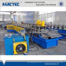Chaîne de production de chemin de câbles de haute qualité, machine flexible de chemin de câbles