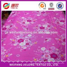 la mejor ropa de cama casera de la calidad el 100% tela reactiva de la tela cruzada de la tela de algodón