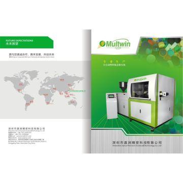 Производственная машина крышки бутылки воды Shenzhen Jiarun