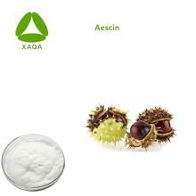 Extrato de ervas extrato de castanha-da-índia extrato de Aescin 98% em pó