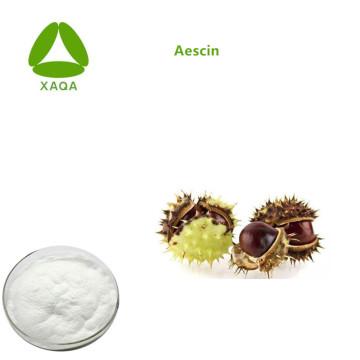 Extraits de fines herbes Extrait de marron d'Inde Aescin 98% poudre