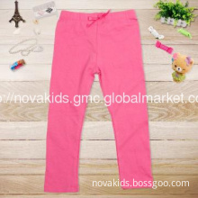 Children wear kids clothes girl summer autumn plain color legging