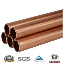 Tuyau de cuivre de haute qualité (C11000, C10200, C12000, C12100, C12200)