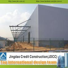 Diseño Ce Prefabricated Store Building