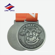 Metal cheap fashion design nice tournament modern medals