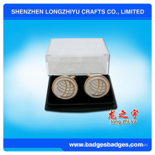 Cufflinks High Quality Coin Cufflinks
