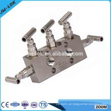 Válvulas de cofre de aço inoxidável de 6000psig de aço inoxidável