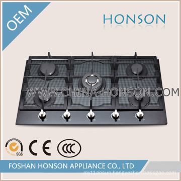 2016 Elegant Design Built-in Gas Cooker Gas Hob