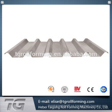 TR 47/180 Trapezoidal de techo y pared Roll formando la máquina con calidad óptima