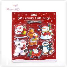 Luxus-Weihnachtsgeschenk-Tags
