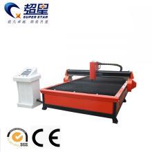 Máquina de corte CNC de acero para plasma