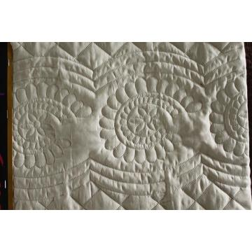 Ultrasonic Quilting Polyester Microfiber Bedspreads