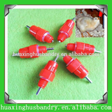 Automatic poultry chicken nipple bird water drinkers