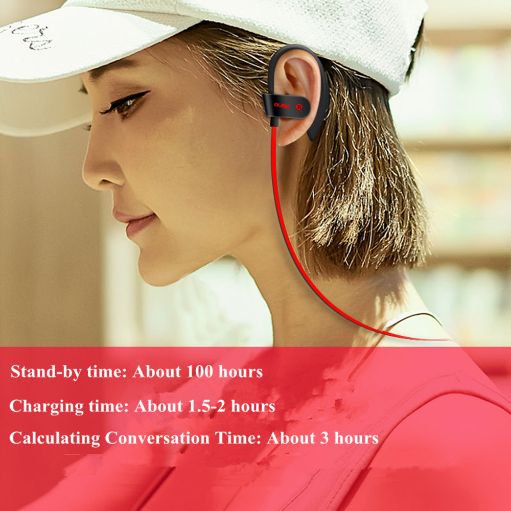 Sport Bluetooth Earphones