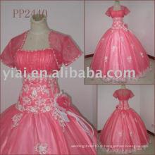 2011 fabrication livraison gratuite robe de soirée sexy robe de bal de dentelle en perles de haute qualité 2011 PP2440