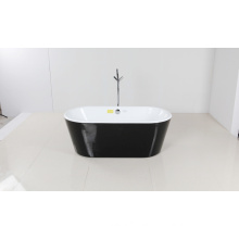 Different Color Acrylic Freestanding Bathtub