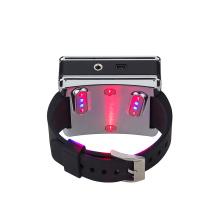 máquina conduzida avançada portátil da terapia da luz do laser