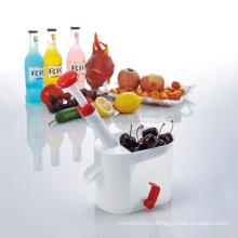 Вишня угловой творческая кухня фрукты инструменты вишневый pitter сеялка