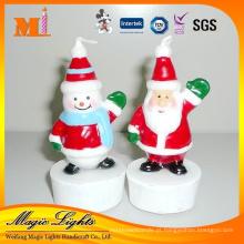 Decoração de Natal Velas de Natal